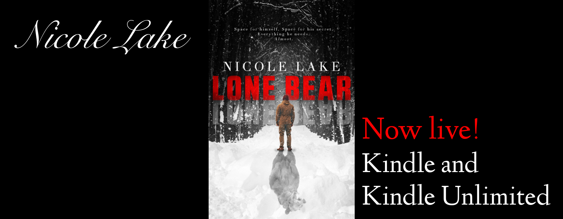 Lone Bear is live!